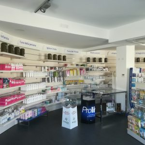 Interno Farmacia - Velette reparti